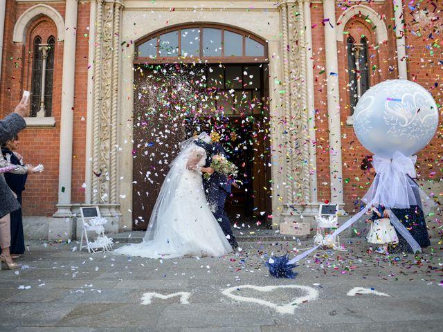 Il matrimonio di Alessandro e Martina a Asti, Asti 11