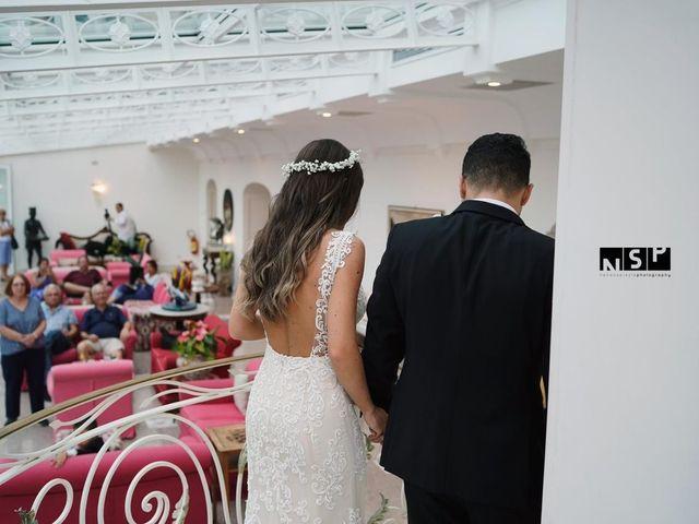 Il matrimonio di Carine e Roberto a Sant'Agnello, Napoli 3