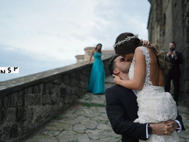 Il matrimonio di Carine e Roberto a Sant'Agnello, Napoli 5
