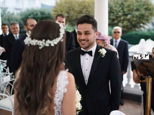 Il matrimonio di Carine e Roberto a Sant'Agnello, Napoli 9