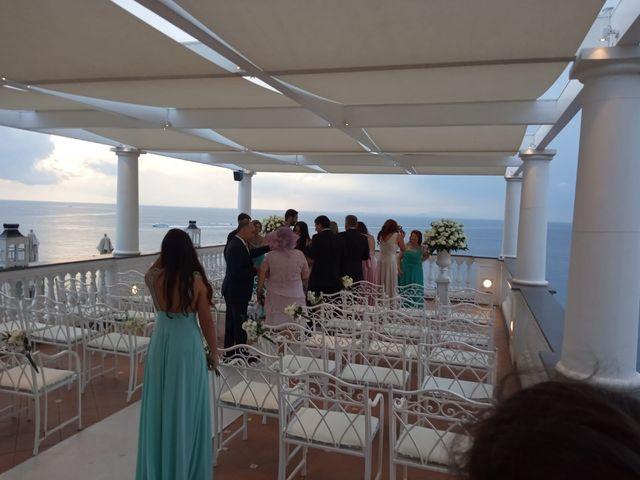 Il matrimonio di Carine e Roberto a Sant'Agnello, Napoli 12