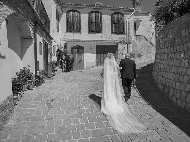Il matrimonio di Giuseppe e Cristina a Latronico, Potenza 8