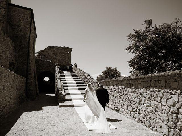 Il matrimonio di Giuseppe e Cristina a Latronico, Potenza 9