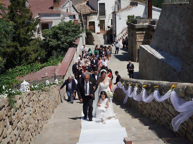 Il matrimonio di Giuseppe e Cristina a Latronico, Potenza 10