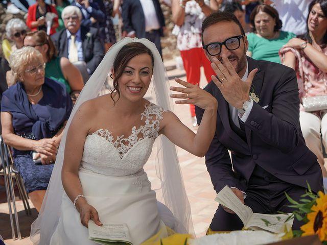 Il matrimonio di Giuseppe e Cristina a Latronico, Potenza 14
