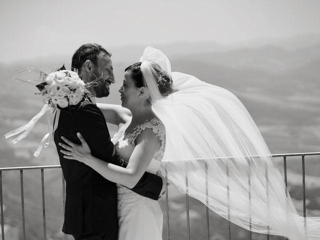 Il matrimonio di Giuseppe e Cristina a Latronico, Potenza 15