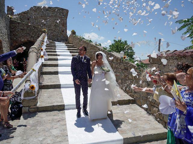 Il matrimonio di Giuseppe e Cristina a Latronico, Potenza 16