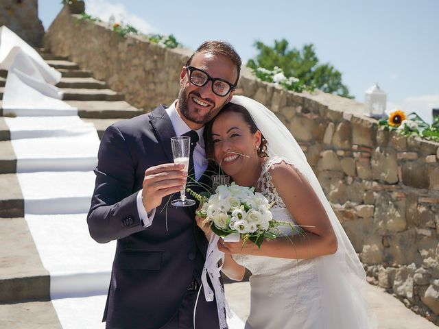 Il matrimonio di Giuseppe e Cristina a Latronico, Potenza 17