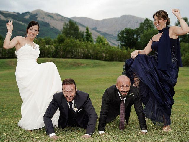 Il matrimonio di Giuseppe e Cristina a Latronico, Potenza 30