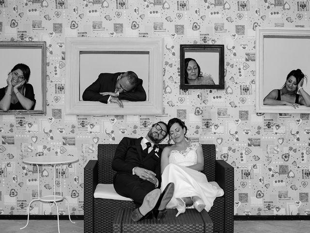 Il matrimonio di Giuseppe e Cristina a Latronico, Potenza 32