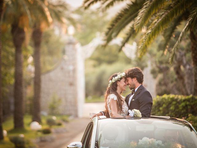 Le nozze di Antonia e Ilario