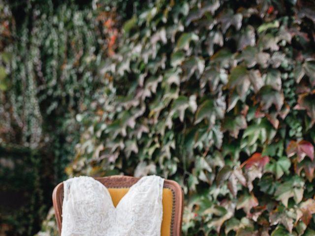 Il matrimonio di Joshua e Ulrike a Chiusdino, Siena 3