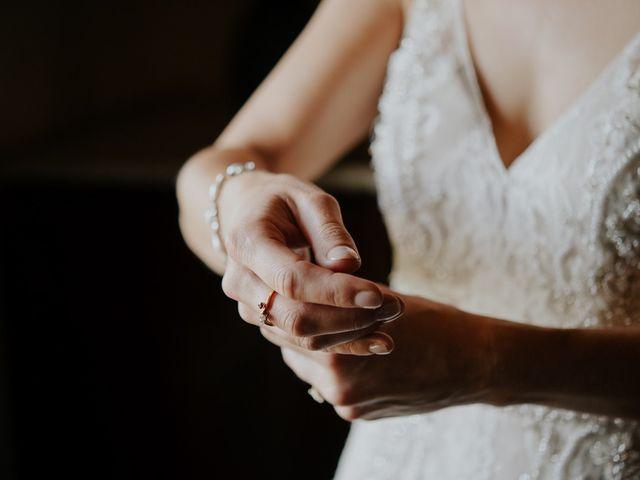 Il matrimonio di Joshua e Ulrike a Chiusdino, Siena 16