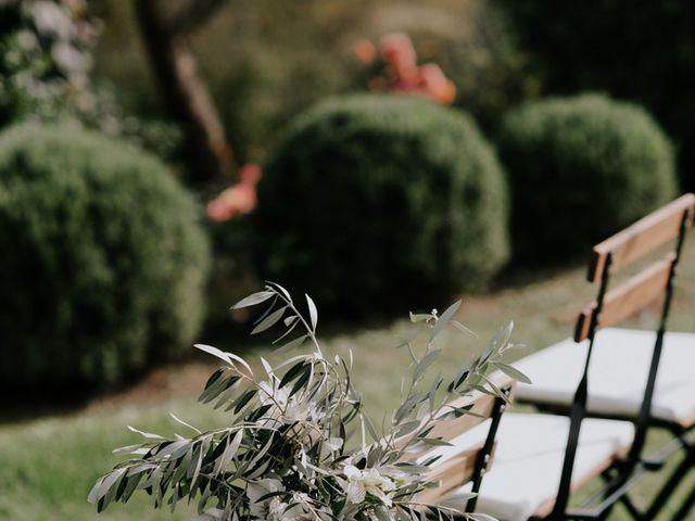 Il matrimonio di Joshua e Ulrike a Chiusdino, Siena 20