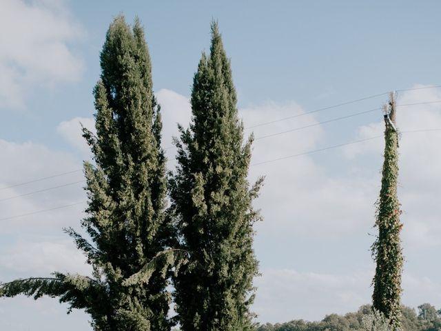 Il matrimonio di Joshua e Ulrike a Chiusdino, Siena 28