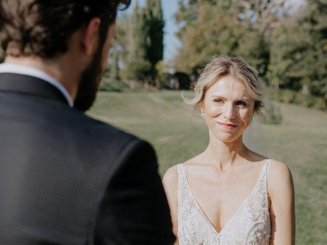 Il matrimonio di Joshua e Ulrike a Chiusdino, Siena 35