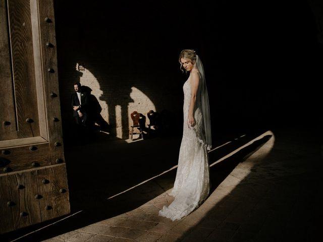 Il matrimonio di Joshua e Ulrike a Chiusdino, Siena 46