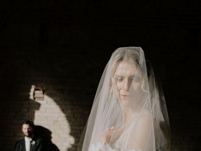 Il matrimonio di Joshua e Ulrike a Chiusdino, Siena 1