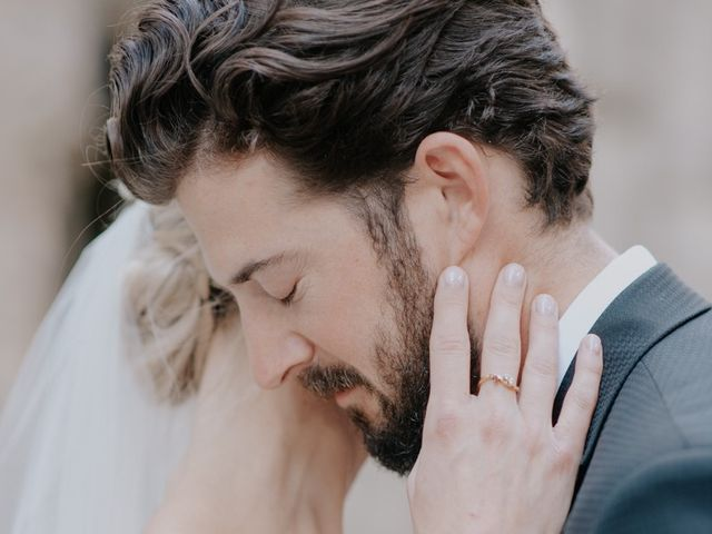 Il matrimonio di Joshua e Ulrike a Chiusdino, Siena 52