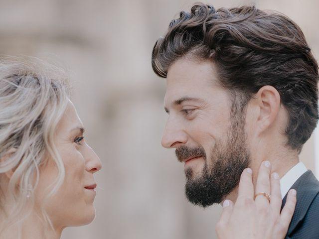 Il matrimonio di Joshua e Ulrike a Chiusdino, Siena 53