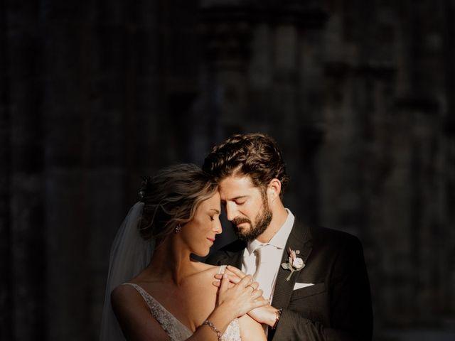 Il matrimonio di Joshua e Ulrike a Chiusdino, Siena 60