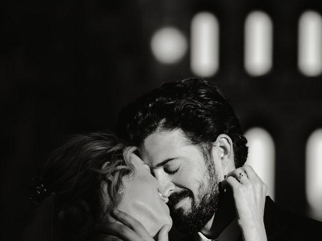 Il matrimonio di Joshua e Ulrike a Chiusdino, Siena 63