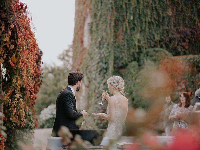 Il matrimonio di Joshua e Ulrike a Chiusdino, Siena 67