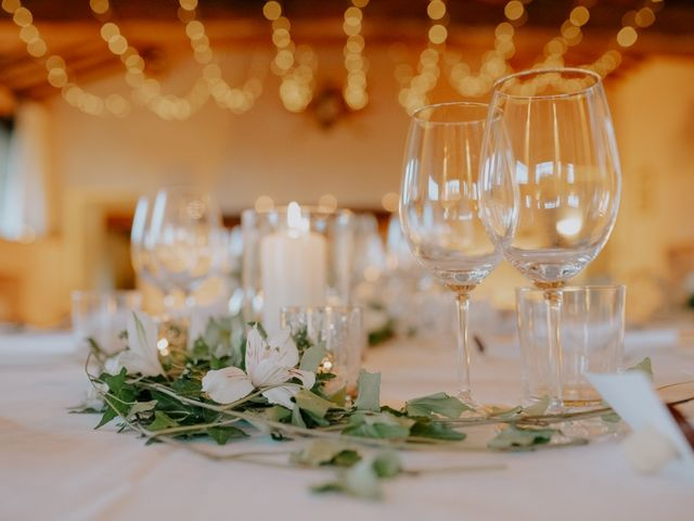 Il matrimonio di Joshua e Ulrike a Chiusdino, Siena 69