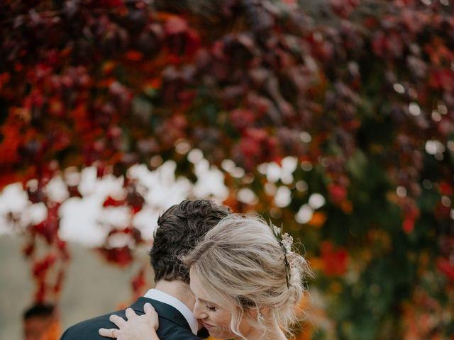 Il matrimonio di Joshua e Ulrike a Chiusdino, Siena 75