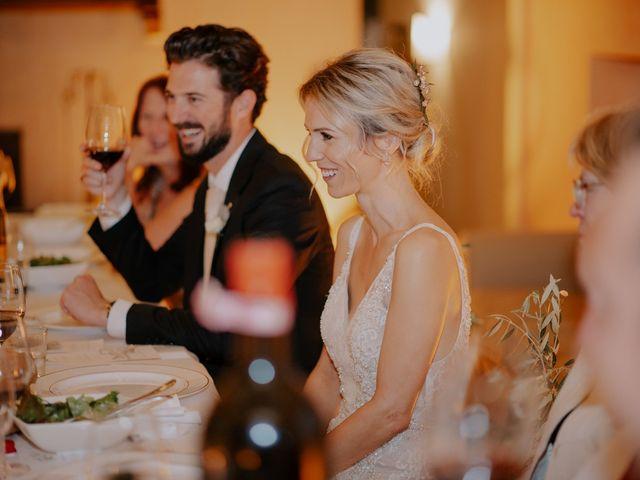 Il matrimonio di Joshua e Ulrike a Chiusdino, Siena 80