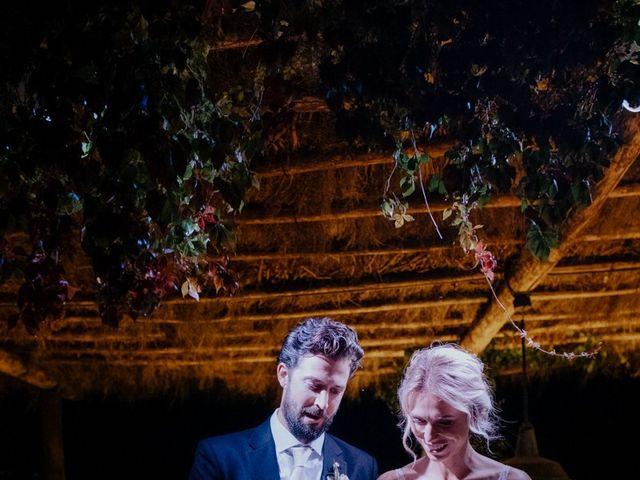 Il matrimonio di Joshua e Ulrike a Chiusdino, Siena 84