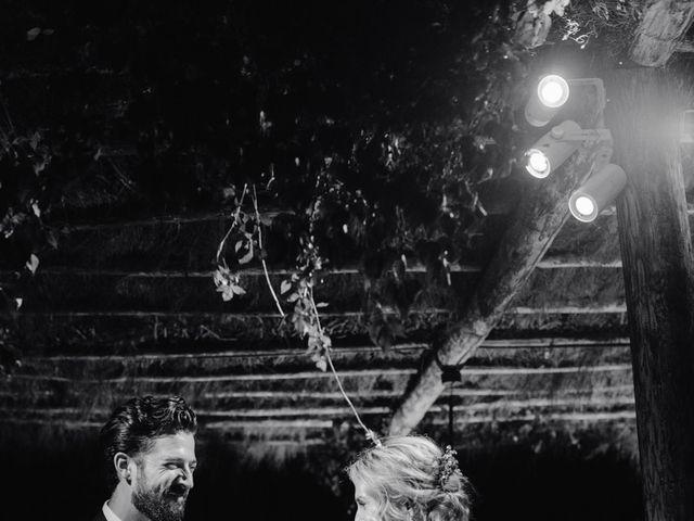 Il matrimonio di Joshua e Ulrike a Chiusdino, Siena 85