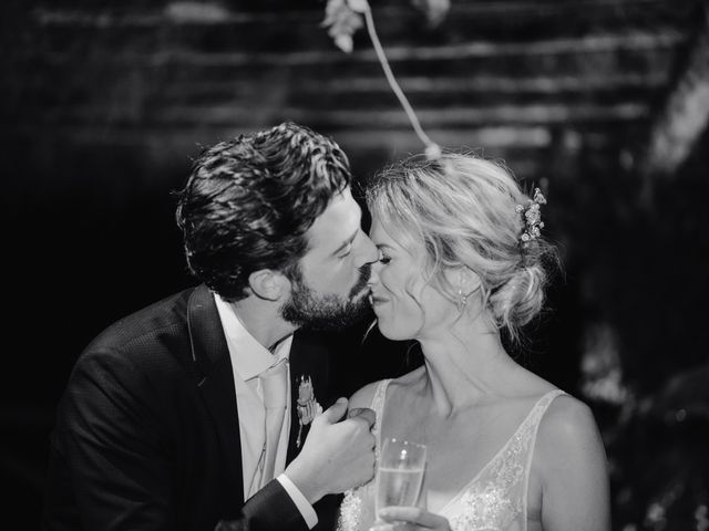 Il matrimonio di Joshua e Ulrike a Chiusdino, Siena 86