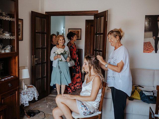 Il matrimonio di Gianluca e Lisa a Livorno, Livorno 11