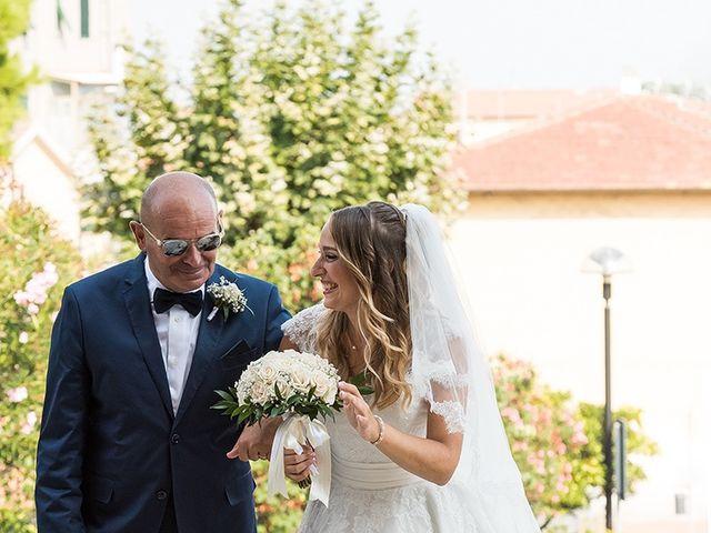 Il matrimonio di Gianluca e Lisa a Livorno, Livorno 19
