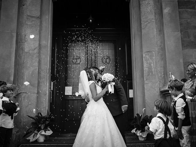 Il matrimonio di Gianluca e Lisa a Livorno, Livorno 26