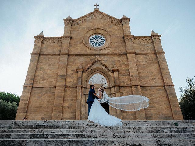 Le nozze di Lisa e Gianluca