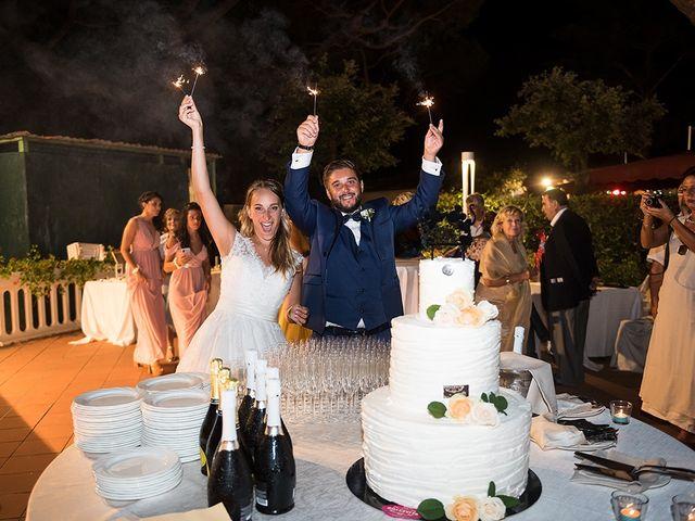 Il matrimonio di Gianluca e Lisa a Livorno, Livorno 41