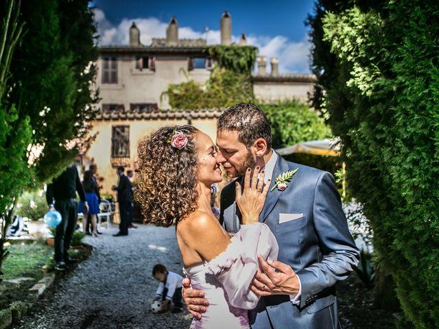 le nozze di Carola e Alessandro