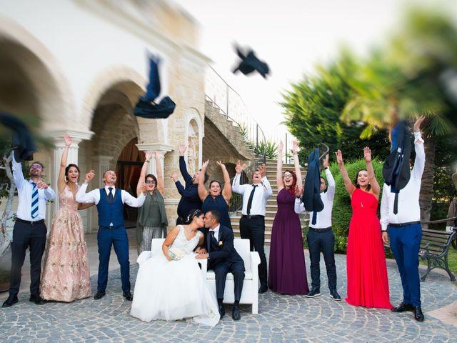 Il matrimonio di Luciano e Mariapina a Casalvecchio di Puglia, Foggia 1