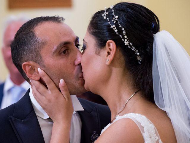 Il matrimonio di Luciano e Mariapina a Casalvecchio di Puglia, Foggia 8