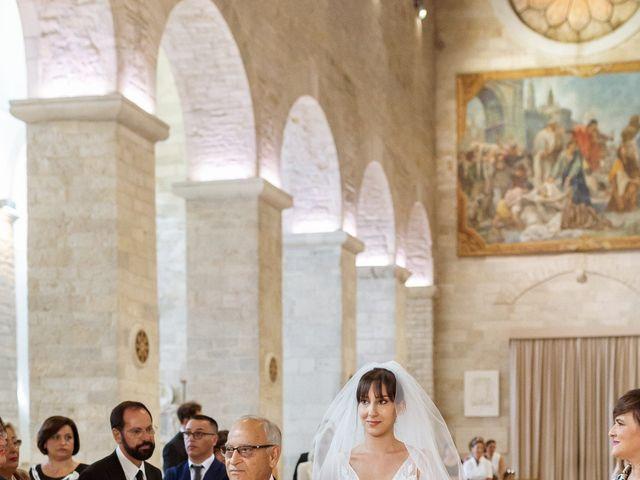 Il matrimonio di Cinzia e Francesco a Andria, Bari 9