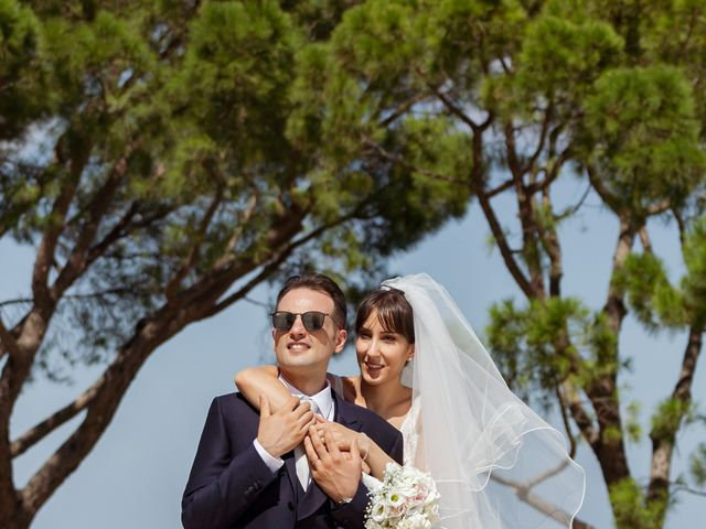 Il matrimonio di Cinzia e Francesco a Andria, Bari 13