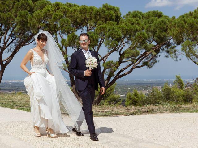 Le nozze di Francesco e Cinzia