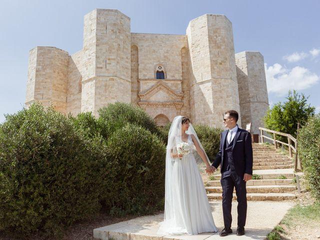 Il matrimonio di Cinzia e Francesco a Andria, Bari 15