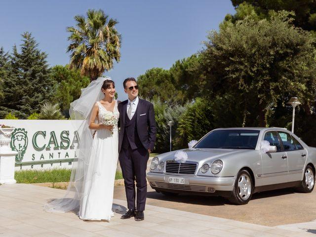 Il matrimonio di Cinzia e Francesco a Andria, Bari 17