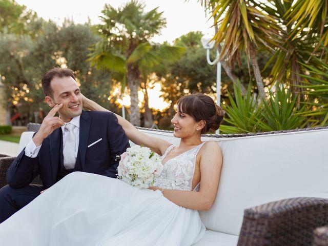 Il matrimonio di Cinzia e Francesco a Andria, Bari 22