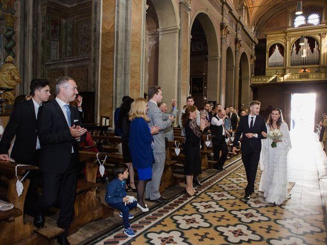 Il matrimonio di Lucio e Kristina a Varese, Varese 26