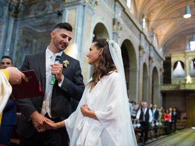 Il matrimonio di Lucio e Kristina a Varese, Varese 27