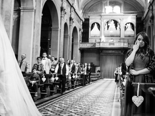 Il matrimonio di Lucio e Kristina a Varese, Varese 28